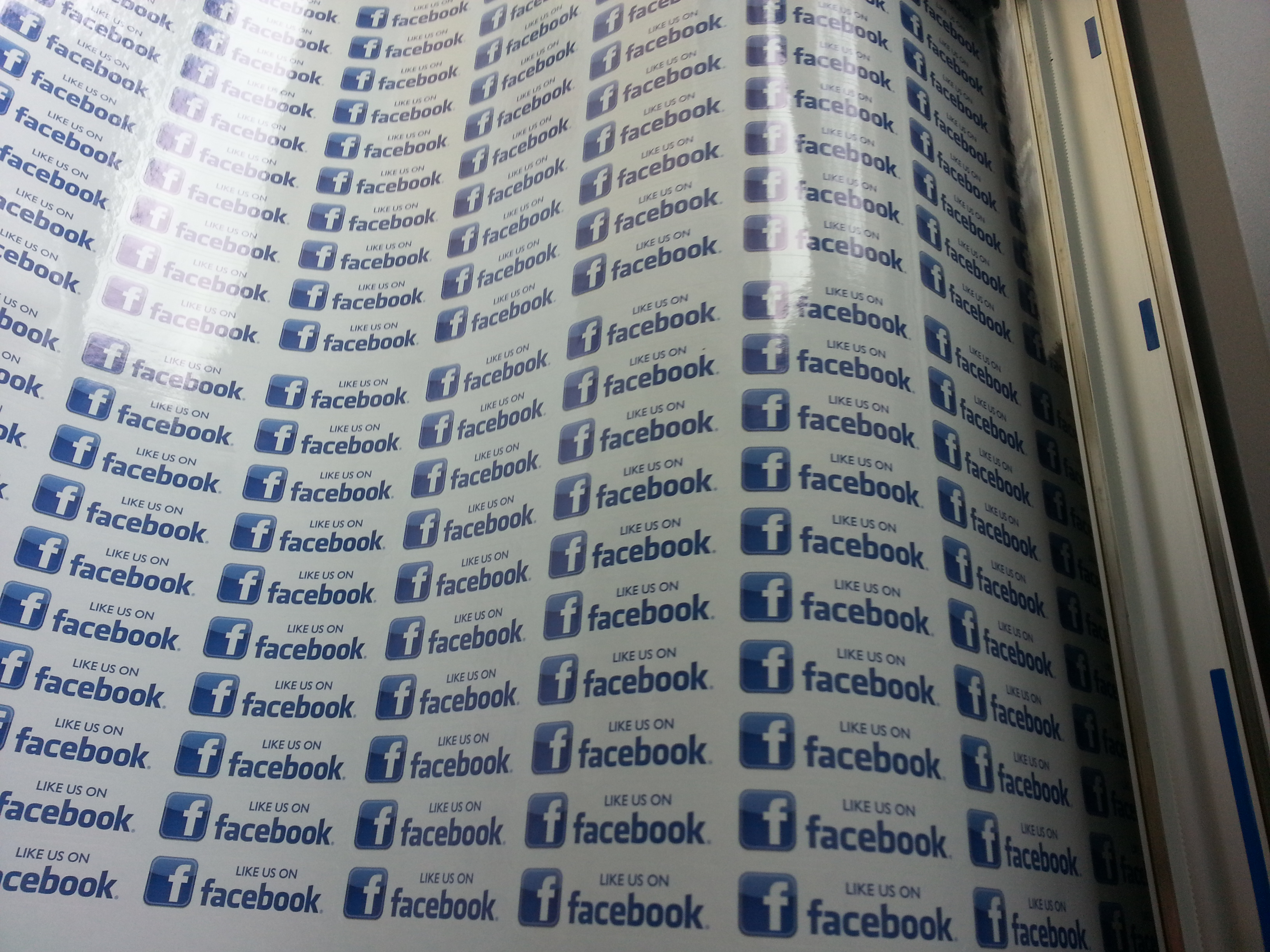 like us on facebook stickers